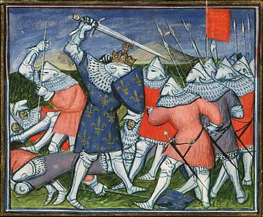 The_battle_of_Poitiers